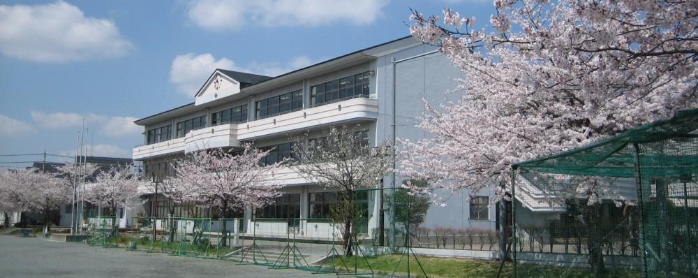 小絹中学校
