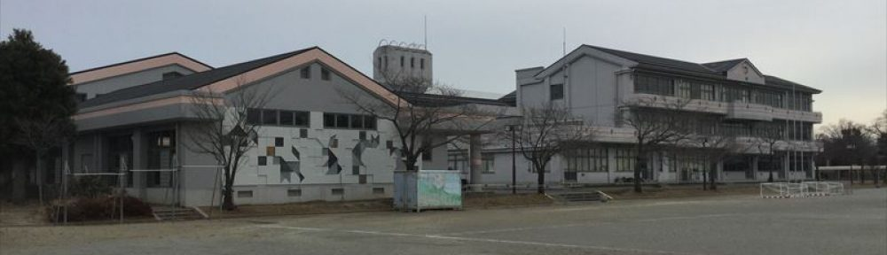 つくばみらい市立小絹中学校